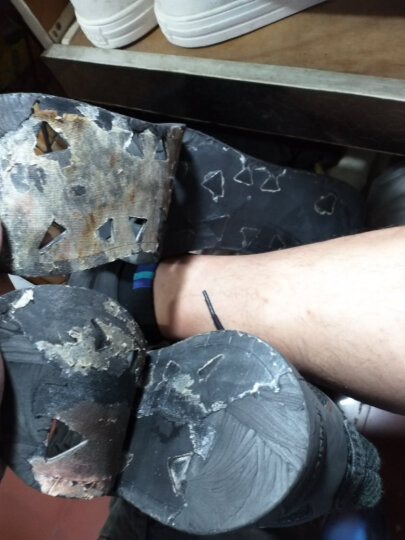 半笙 鞋厂专用补鞋胶水修鞋粘鞋运动鞋帆布凉皮鞋树脂强力防水透明软胶1 晒单图