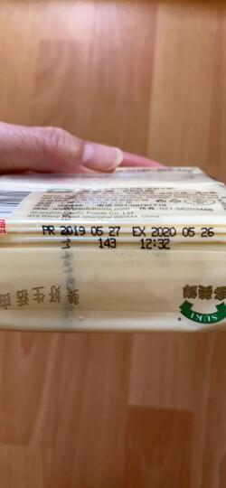 多美鲜SUKI 切达奶酪芝士片 250g 欧洲进口 再制干酪 早餐面包 披萨 烘焙 晒单图