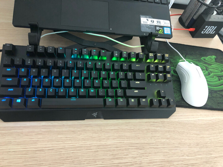 雷蛇(Razer)蝰蛇游戏鼠标  DeathAdder 左手标准版 黑色 电竞鼠标 左手鼠标 吃鸡鼠标 晒单图