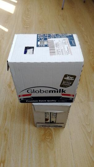荷兰原装进口 荷高(Globemilk) 全脂纯牛奶1L*6整箱装 3.6%乳蛋白 晒单图