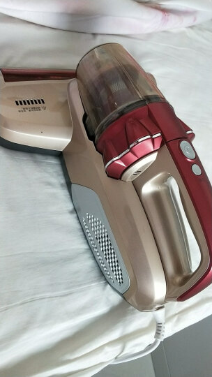 莱克吉米除螨仪家用吸尘器床上紫外线杀菌小型手持除螨机B501 晒单图