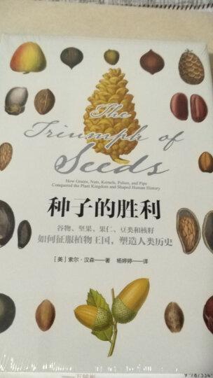 种子的胜利 谷物、坚果、果仁、豆类和核籽如何征服植物王国,塑造人类历史(新思文库) 中信出版社 晒单图