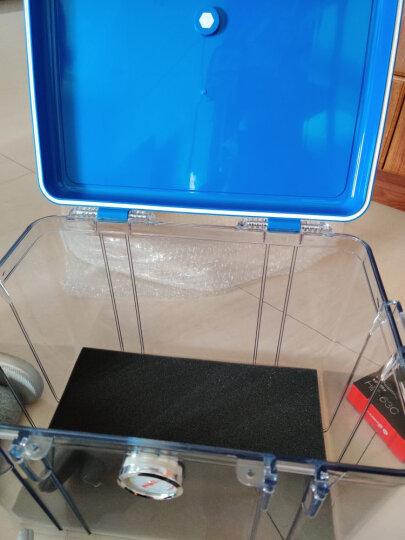 锐玛(EIRMAI) R20 单反相机防潮箱 镜头收纳箱 相机干燥箱 大号,送大号吸湿卡 炫蓝色 晒单图