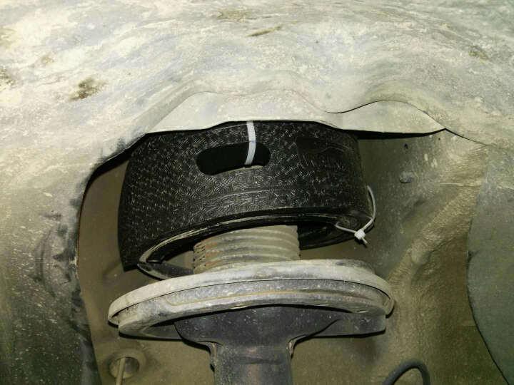 华驰(huachi)汽车减震悬挂弹簧改装专用减震器缓冲胶减震胶避震器胶垫 缓冲套 减震套 黑色(1盒2只装) 吉利 远景 晒单图