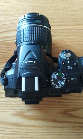 尼康(Nikon)D5300单反数码照相机 入门级双镜头套机(AF-P DX 18-55mm f/3.5-5.6G VR+DX 35/1.8G镜头) 晒单图
