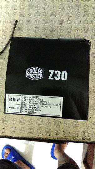 酷冷至尊(CoolerMaster)夜鹰 CPU散热器(多平台/风冷/静音风扇/压固式/附带硅脂) 晒单图