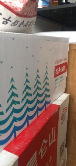 农夫山泉?饮用水 饮用天然水(适合婴幼儿) 1L*8瓶 整箱装 婴儿水 晒单图