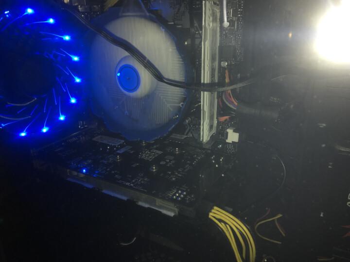 武极 i5 8400升9400/8G/企业家用办公游戏台式电脑主机设计师电脑DIY组装机 【AMD 锐龙5 2400G可选配置】 晒单图