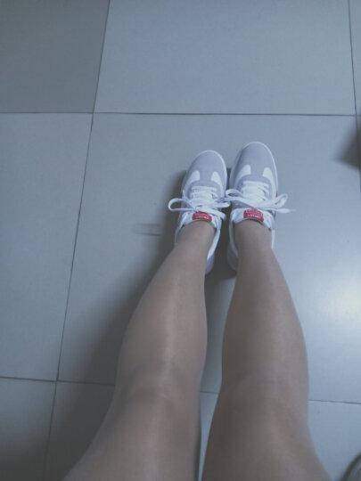 赛尔乔 内增高小白鞋2020新款春夏季女鞋韩版鞋子时尚百搭学生透气休闲单鞋 7710白红色 36 晒单图