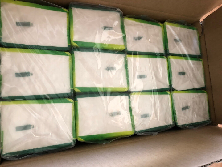 心相印抽纸 茶语丝享系列3层130抽面巾纸*24包纸巾(S plus码 母婴可用 整箱销售)(新老包装随机发货) 晒单图