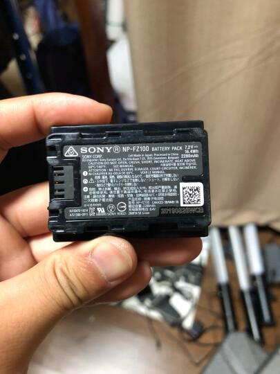 索尼(SONY)NP-FW50 索尼微单相机 充电电池(适配A7RM2/A7M2/A6400/A6100/A6000) 晒单图