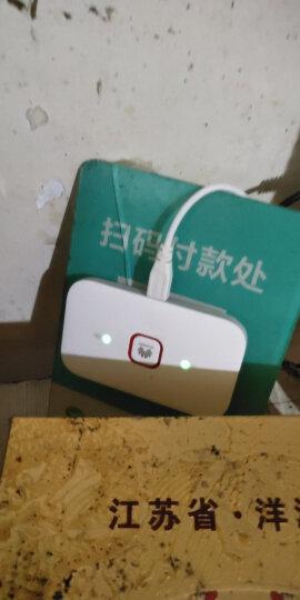 【送36G流量】华为E5573 移动随身wifi不限速插卡4g无线路由器车载上网宝热点随行mifi2 E5572-855【1500G流量单月套餐】 晒单图