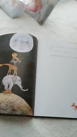 【硬壳精装】耕林童书馆:月亮的味道 3-6岁绘本儿童图书 晒单图