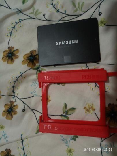 三星(SAMSUNG)860EVO 250G/500G 固态硬盘SSD台式机笔记本电脑SATA3.0 860EVO 250G【转USB 3.0移动盒】 晒单图