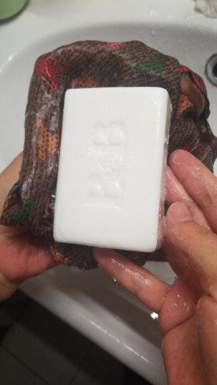 保宁B&B原装进口婴幼儿尿布皂儿童洗衣皂宝宝bb肥皂新生儿内衣皂洋槐香200g*6(共六块) 晒单图