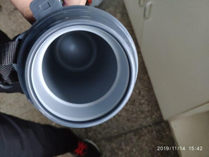象印不锈钢真空保温壶2L大容量热水瓶SF-CC20-XA 晒单图