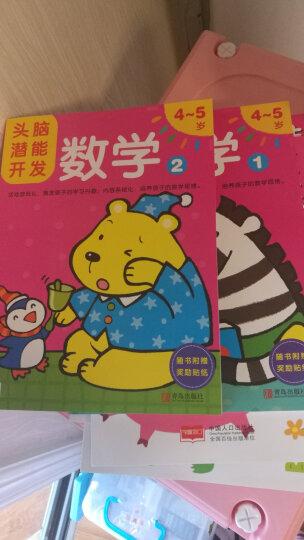 邦臣小红花·全脑思维升级训练-3-4岁(全4册) 晒单图