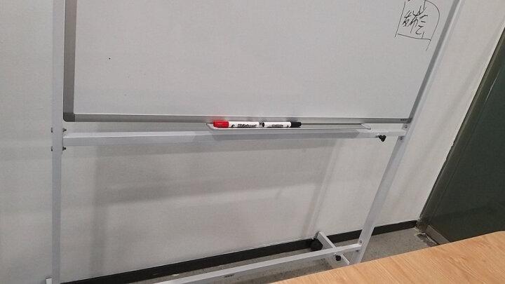 比比牛 白板挂式90*120cm 办公写字板磁性单面 培训教学 畅写BBND90120 晒单图