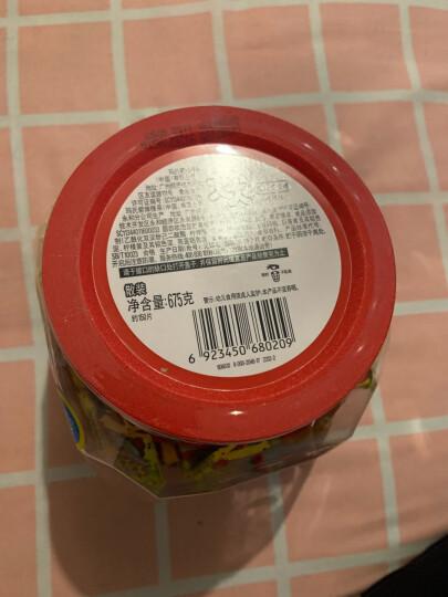 箭牌大大柔软泡泡糖什锦味约150片675g大桶礼盒装 晒单图