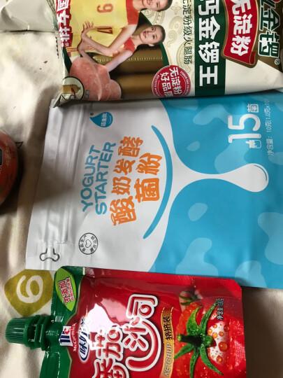 佰生优 自制纳豆发酵菌粉 纳豆菌种 纳豆发酵剂 10克 每包可做10次 晒单图