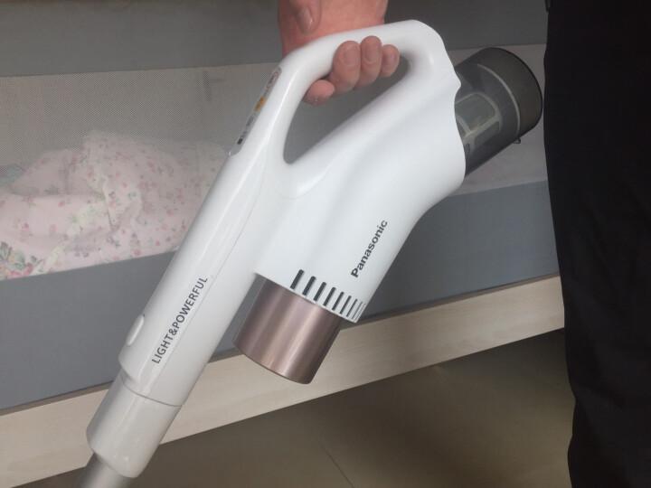 松下(Panasonic)吸尘器MC-8D56DPJ81充电式无线真空家用手持系列(玫瑰金) 晒单图