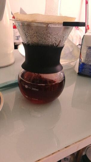 帝国(Diguo) 咖啡滴漏杯咖啡壶过滤网小型迷你便捷煮咖啡滴漏式泡茶壶冲茶器200ML 晒单图