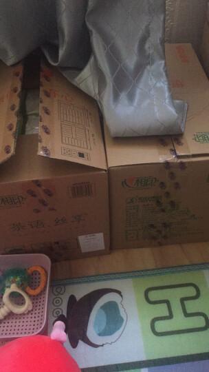 心相印抽纸 茶语丝享系列3层130抽面巾纸*24包纸巾(小规格整箱销售)(新老包装随机发货) 晒单图