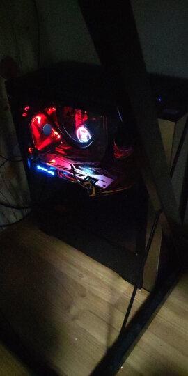 攀升IPASON AMD锐龙R7 2700/RX590 8G独显吃鸡游戏台式组装电脑主机DIY组装机 晒单图