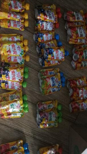 亨氏 (Heinz) 4段 婴幼儿辅食 宝宝零食 苹果蓝莓 乐维滋婴儿辅食水果泥120g(1-3岁适用) 晒单图