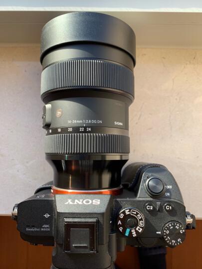 适马(SIGMA)Art 24-70mm F2.8 DG OS HSM 全画幅 恒定大光圈标准变焦镜头 人像风光旅游(佳能单反卡口) 晒单图