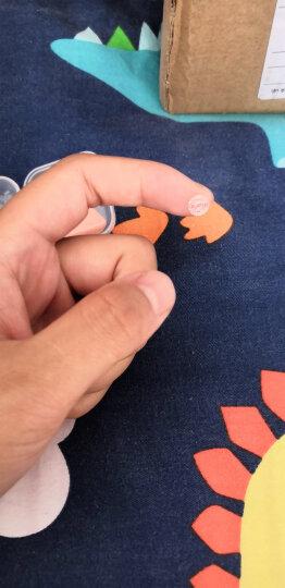 迈利达 尼龙隐形彩色手缝子母扣按扣揿扣  时尚男女开衫大衣内衣胸衣暗扣 圆形金黄【15付】 13mm15颗 晒单图