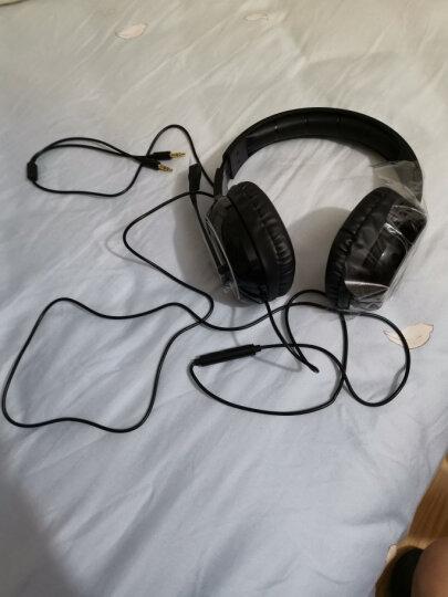 漫步者(EDIFIER)K815P 头戴式电脑耳机耳麦 手机耳机 游戏耳机 吃鸡耳机 办公教育 学习培训 黑色 晒单图