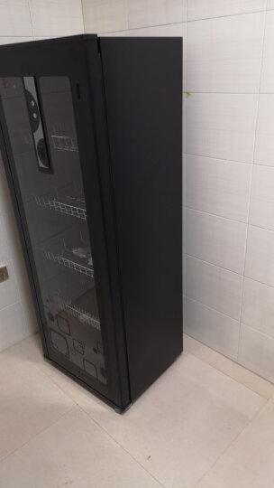 康宝(Canbo)消毒柜 大容量商用家用立式 保洁 厨房食堂碗柜 红外线中温小型 GPR350H-1 晒单图