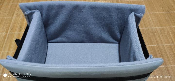 火柴人(MatchstickMen)FC-7016休闲双肩包 时尚多功能包 笔记本商务背包 双肩摄影男女相机包 酒红色 晒单图