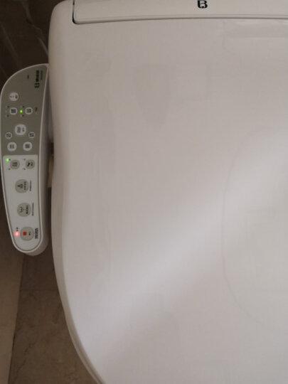 【家装狂欢价】便洁宝420G智能马桶盖即热式  新款X1/X2/X3遥控款上市 新款首发X1 免费安装+五年质保 晒单图