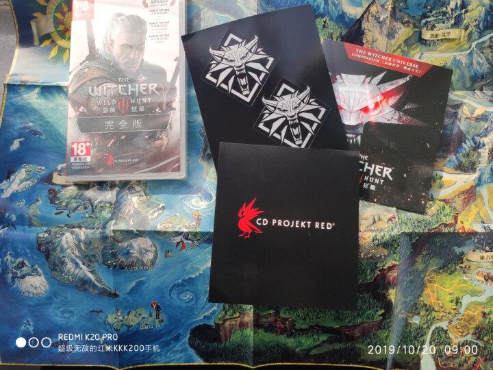 任天堂(Nintendo) Switch NS 家用游戏主机游戏卡带 迪士尼 松松嘉年华 小游戏合集 多人 中文 晒单图