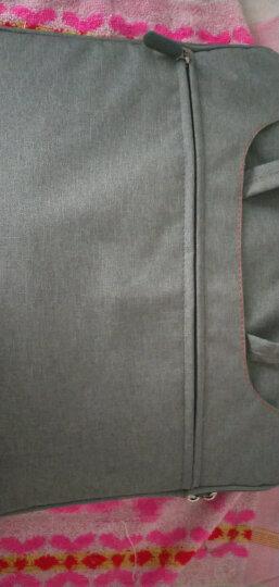 奥维尼 非凡系列电脑包 15.6英寸笔记本内胆包单肩背斜挎电脑包 防震 联想Y7000P华硕 飞行堡垒7戴尔 蓝色 晒单图