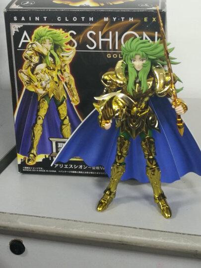 万代(BANDAI) 圣衣神话EX 黄金圣斗士 模型玩具(无售后!!!) 白羊座 史昂 18cm 晒单图