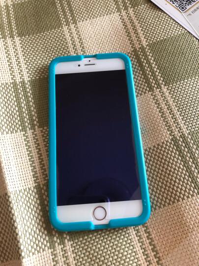 亿色(ESR) iPhone8 plus/7 plus钢化膜 苹果8Plus/7plus钢化手机膜 全屏覆盖3D抗蓝光防爆玻璃贴膜 白色 晒单图