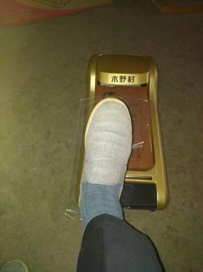 木野村 鞋套机家用全自动新款一次性脚套机鞋膜机智能覆膜机套鞋机 金色 晒单图