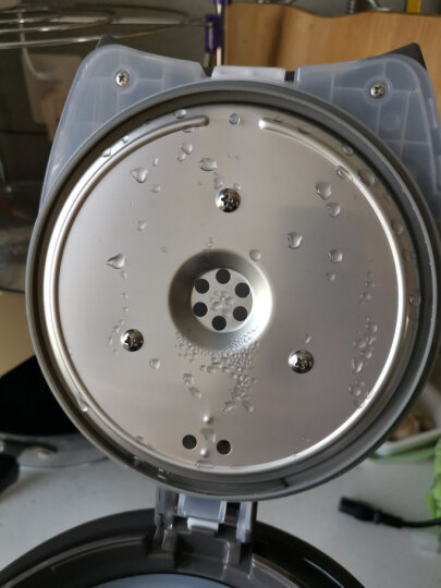 象印(ZO JIRUSHI)电热水瓶家用电水壶/烧水壶3L容量 四段保温电热水壶微电脑可定时CD-WBH30C(粉棕色) 晒单图