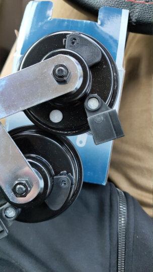 海拉(HELLA) 汽车喇叭 蜗牛型 双插 双音 通用型 斜口喇叭 晒单图