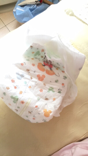 妈咪宝贝 纸尿裤 XL32片 晒单图