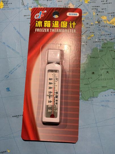 DF德福家用温度计 母婴儿饮品水温计金 属探针食物温度计 厨房用测温计长138mmT809 T809 晒单图