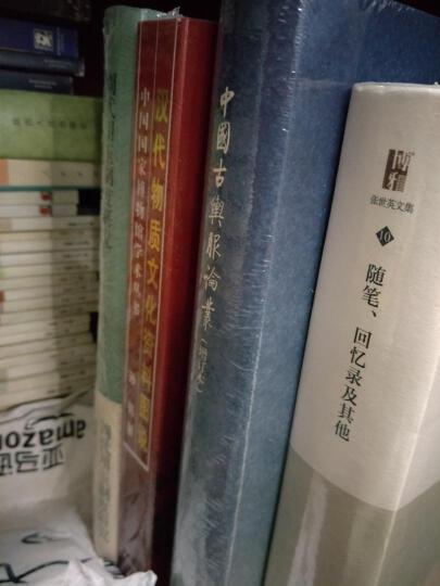 随笔、回忆录及其他 张世英文集 第10卷 晒单图