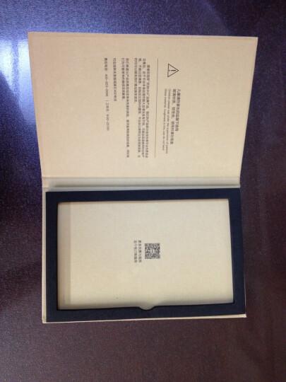 优加 抗蓝光钢化玻璃膜手机保护贴膜 适用于小米4/M4/MI4 晒单图