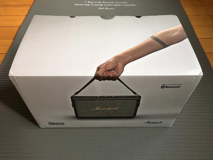 马歇尔(Marshall) Acton Kilburn Stanmore II 2代无线蓝牙音箱音响 ACTON II 白色 晒单图