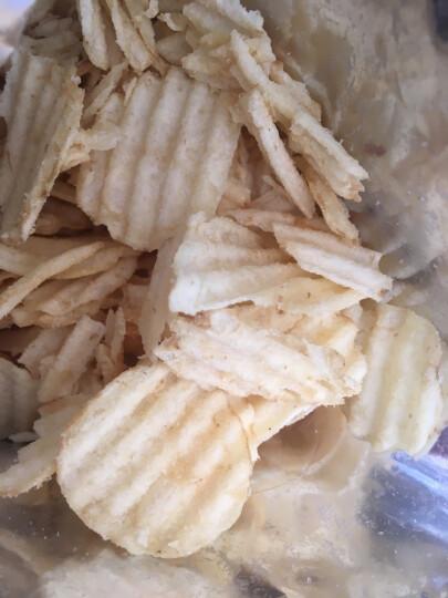 Orion 好丽友 休闲零食 薯片 好友趣大凹凸蜂蜜黄油味75g/袋 晒单图