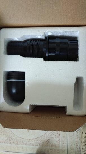 森森低水位抽水泵底吸潜水泵水幕墙喷泉假山循环泵排污泵鱼池低吸泵鱼缸变频泵 CLP12000(100W变频) 晒单图