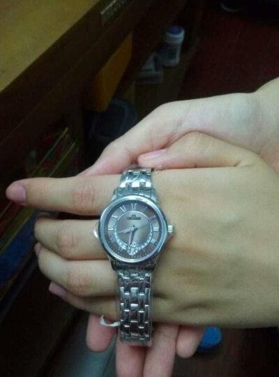 励柏艾顿(LA)手表 女防水时尚镶钻女士手表钢带优雅石英瑰丽系列Moon ring星月钻戒系列 LA2101-3333S 晒单图